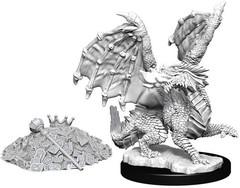 D&D Nolzur's Marvelous Miniatures - Red Dragon Wyrmling