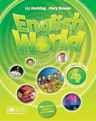 English World 4 TB +eBook Pk