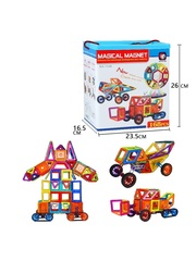 Магнитный конструктор 168 дет.  Magical Magnet