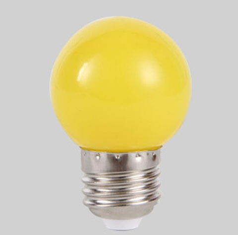 Лампа желтая для гирлянды Белт Лайт Е 27