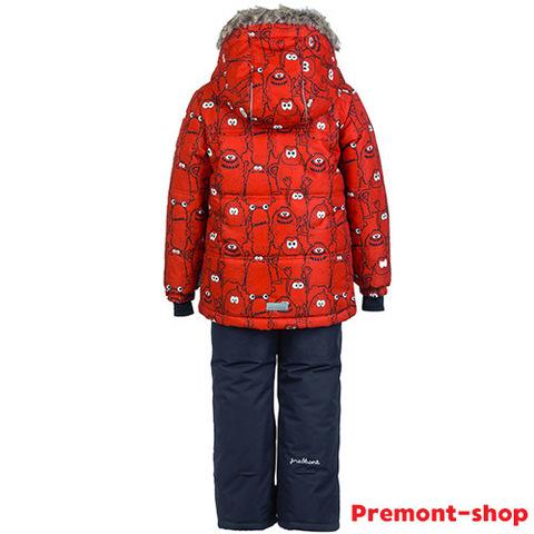 Комплект Premont Канада Джаспер Ред WP82209