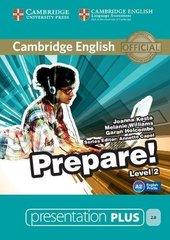 Cambridge English Prepare! Level 2 Presentation...