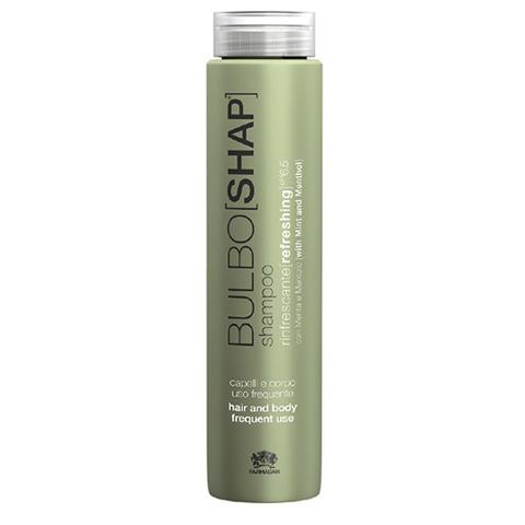 Farmagan Bulboshap: Освежающий шампунь для волос и тела для частого применения (Shampoo Hair And Body Frequent Use), 250мл