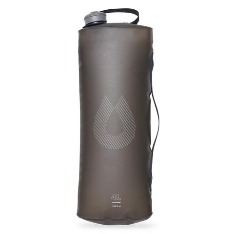 Мягкая канистра для воды HydraPak Seeker (4 литра), серая