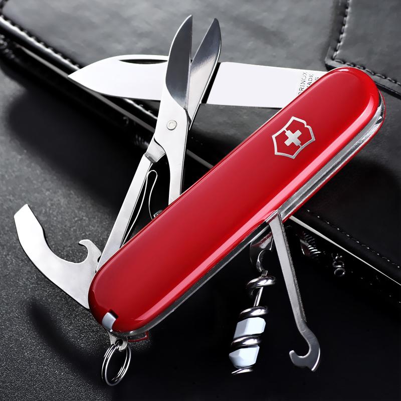 Складной нож Victorinox Compact (1.3405) 91 мм., 15 функций - Wenger-Victorinox.Ru