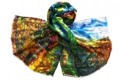 Парео необычное разноцветное 1926
