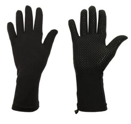 Перчатки садовые FOXGLOVES GRIP Black