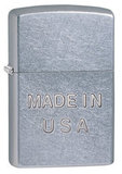 Зажигалка ZIPPO Made in USA (28491)