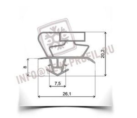 Уплотнитель для холодильника Snaige FR-275 м.к 490*520 мм (017)