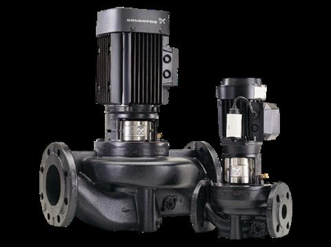 Насос циркуляционный - Grundfos TP 100-250/4 A-F-A GQQE 400D 50Hz