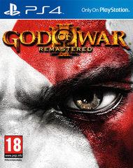 God of War III Обновленная версия