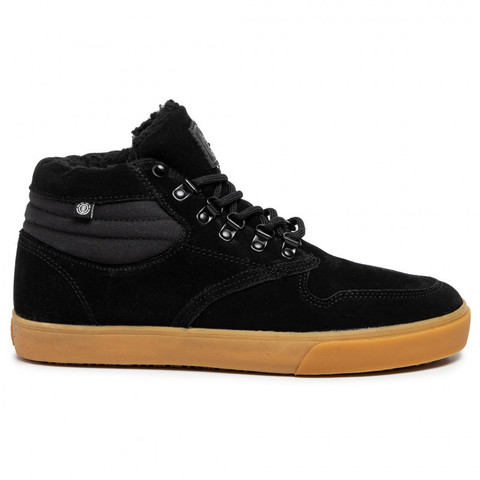 Кеды ELEMENT TOPAZ C3 MID BLACK GUM