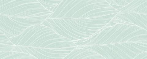 Плитка настенная AZORI Lounge mint oasis 505x201