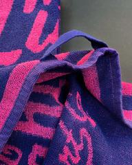Полотенце Olimp Live & Fight Red Rose Pink 70x40