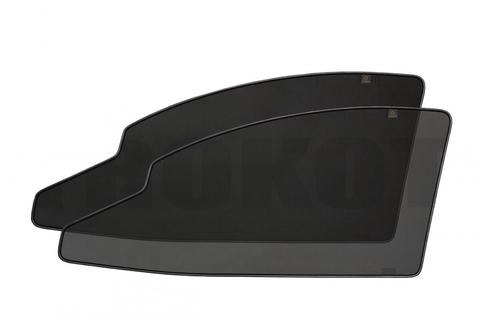 Комплект на передние двери с вырезами под курение с 2-х сторон