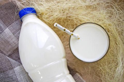Молоко цельное, непастеризованное