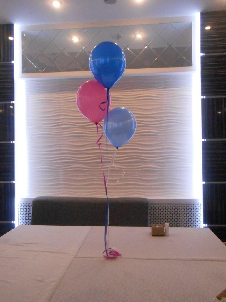 букеты из шаров на сто. Гелиевый шар 200 тг