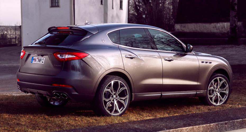 Обвес Novitec для Maserati Levante