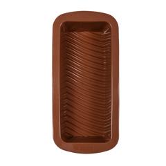 Форма из силикона «Прямоугольный кекс» 26х12,5х6,5 см