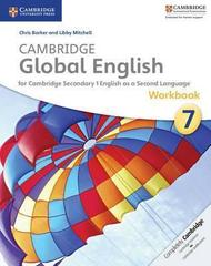 Cambridge Global English Stage 7, Paperback, Barker/Mitchell