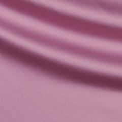 Шелковый стретч-атлас нежно-сиреневого цвета