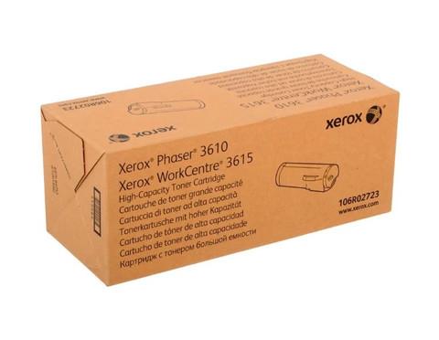 Картридж Xerox 106R02723 черный