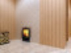 Печь для бани Русь-Сетка-18 Л Панорама