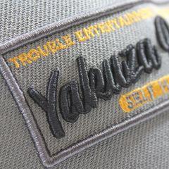 Кепка серая Yakuza Premium 3082