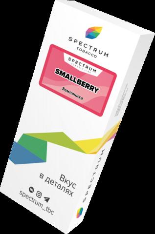 Табак Spectrum Classic Line Smallberry (Земляника) 100г