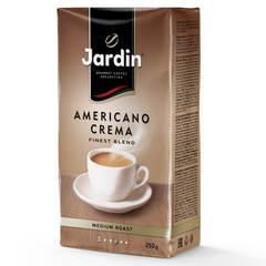 Qəhvə \ Кофе \ Coffee Jardin Americano Crema 250 q