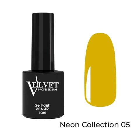 Гель-лак VELVET Neon Collection 05 10мл