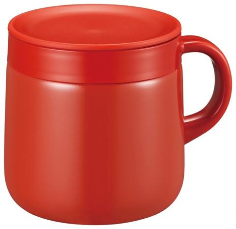 Термокружка Tiger MCI-A (0,28 литра), красная