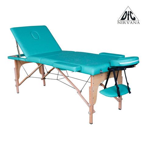 Массажный стол DFC NIRVANA Relax Green (TS3021_Gr)
