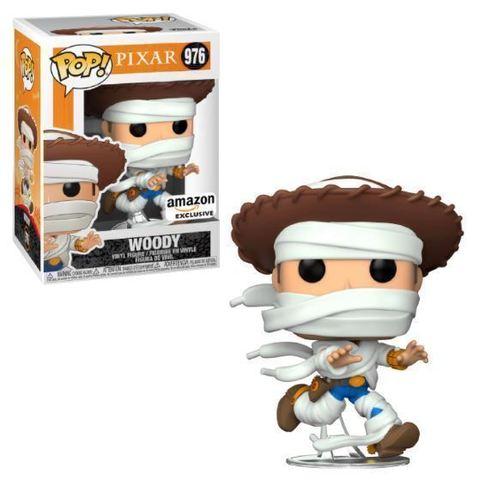 Фигурка Funko Pop! Disney: Toy Story - Woody (Excl. to Amazon)