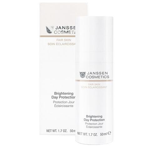 Janssen Fair Skin: Осветляющий дневной крем для лица SPF20 (Brightening Day Protection)