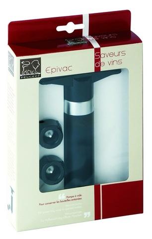 Набор для хранения вина, артикул 210045. Серия Epivac