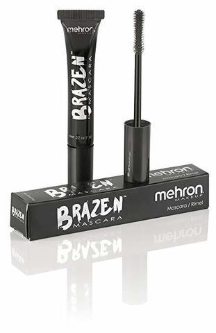 MEHRON Тушь для ресниц Makeup Brazen Mascara Black, 9 г