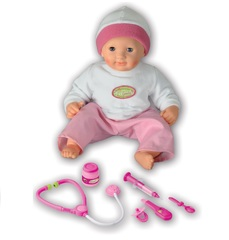 Klein Кукла интерактивная
