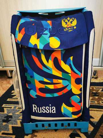 Russia Crest, б/у, в отличном состоянии