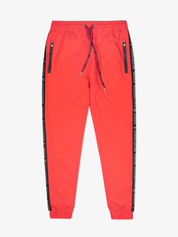 "Red sweatpants ""VELIKOROSS"""