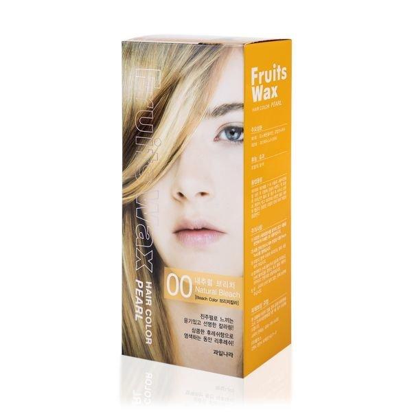 Краска для волос Краска для волос WELCOS на фруктовой основе Fruits Wax Pearl Hair Color #00 60мл*60гр 21131.750x0.jpg