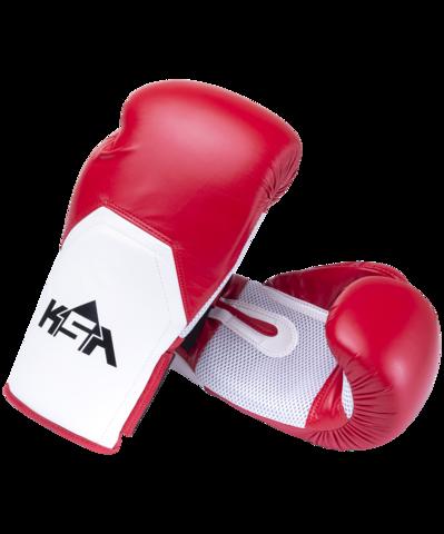 Перчатки боксерские Scorpio красные