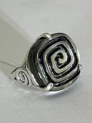 Помпилиус (кольцо  из серебра)