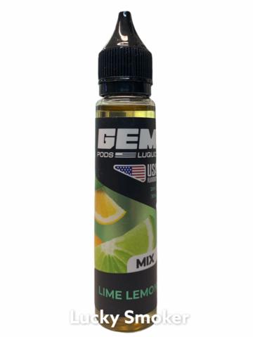 Жидкость Gem Pods Salt 30 мл Lime Lemon