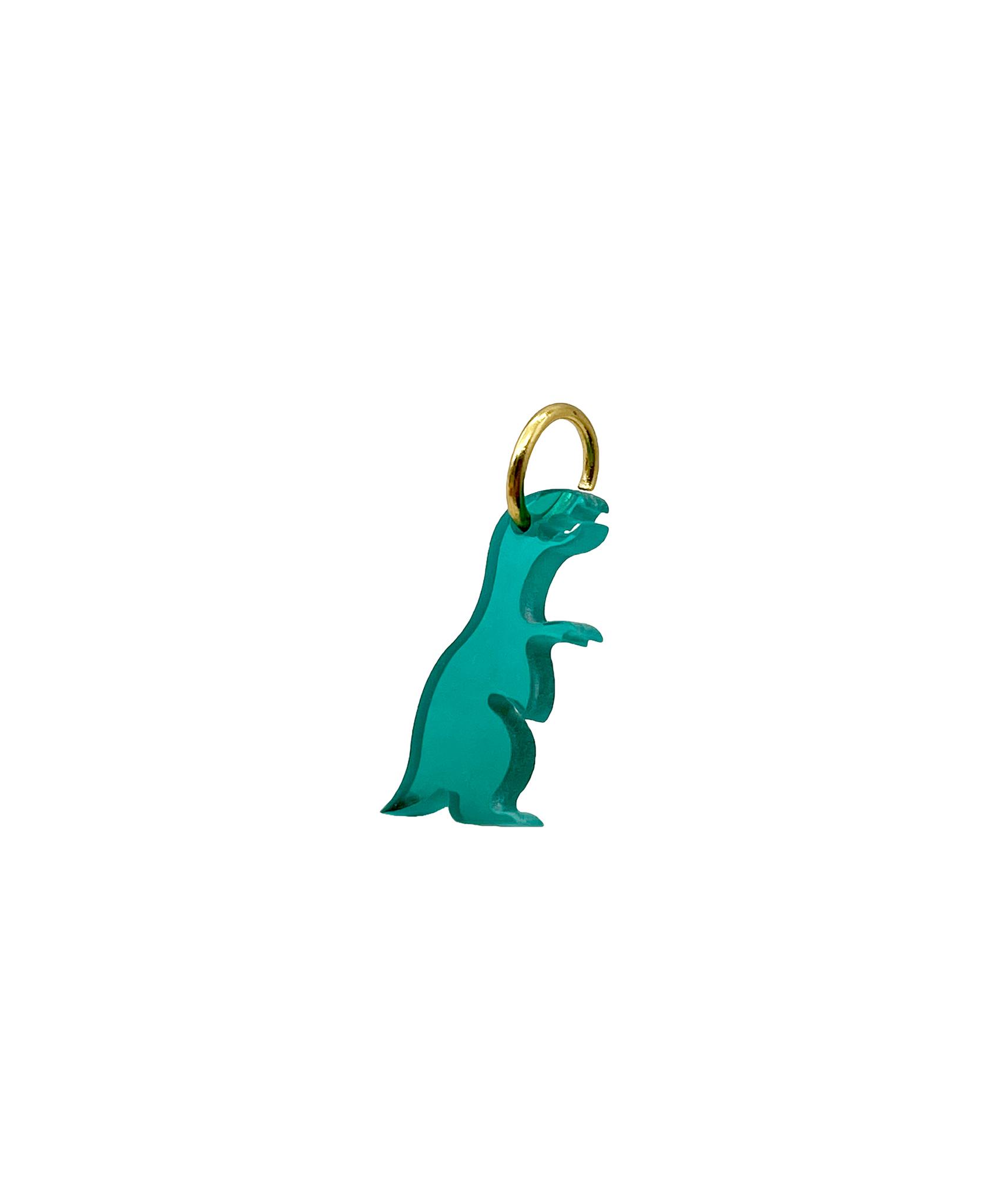 Подвеска Динозавр из акрила