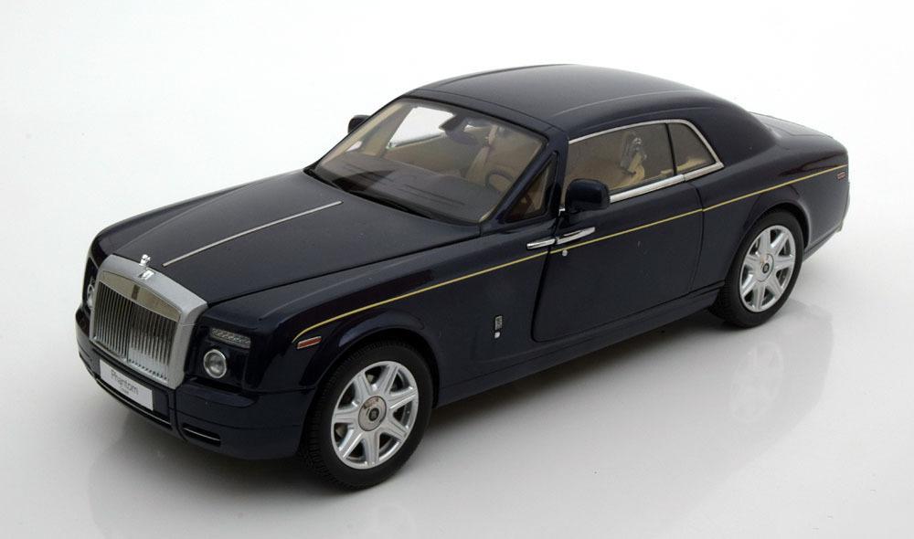 Коллекционная модель Rolls-Royce Phantom Coupe 2013