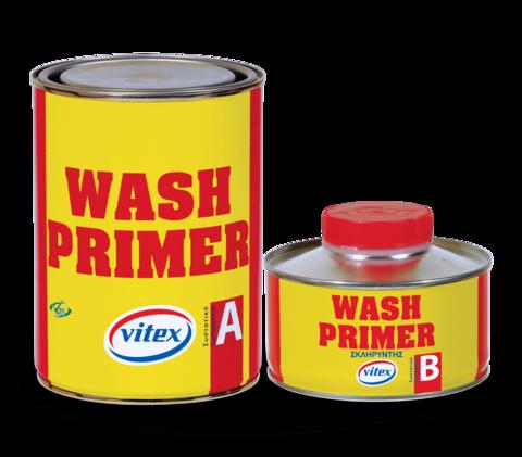Двухкомпонентная эпоксидная грунтовка Wash Primer
