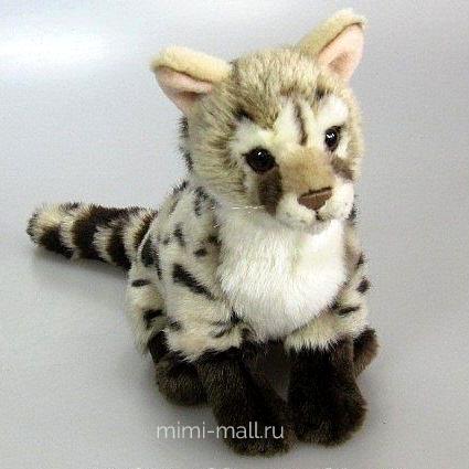 Мягкая игрушка Камышовый кот 21 см (Leosco)