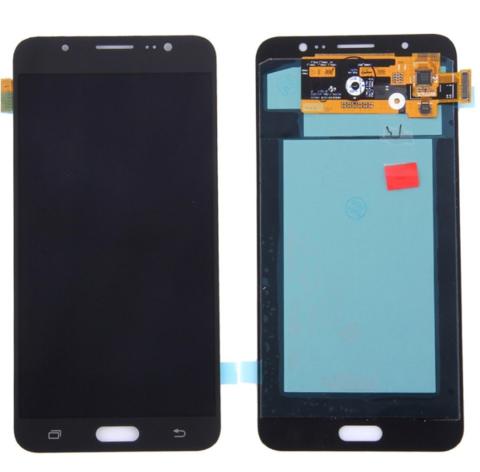 LCD SAMSUNG J7(2016) J710 + Touch Black OLED MOQ:5