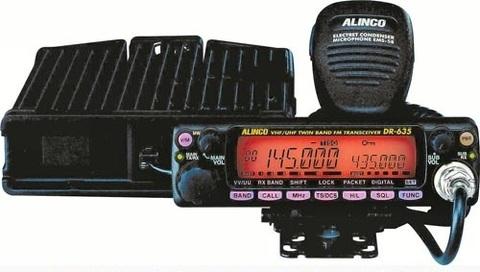 УКВ радиостанция ALINCO DR-635T